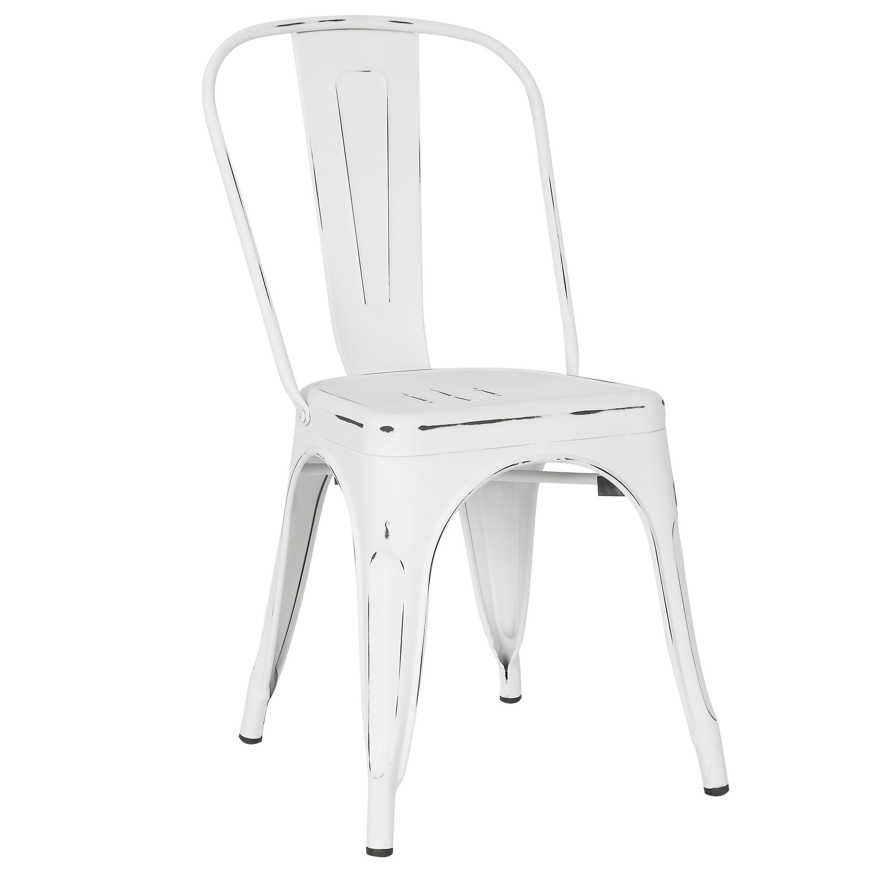 Fantastic Trattoria Side Chair Products Side Chairs Chair Metal Bralicious Painted Fabric Chair Ideas Braliciousco