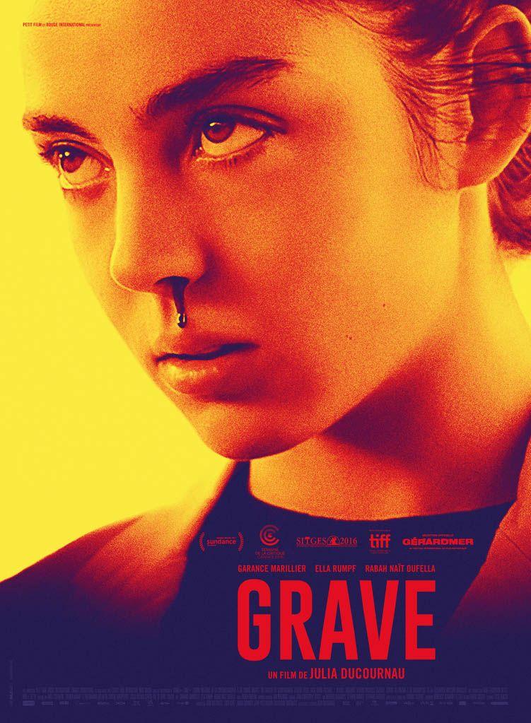 Resultado de imagen para Grave movie poster 2016