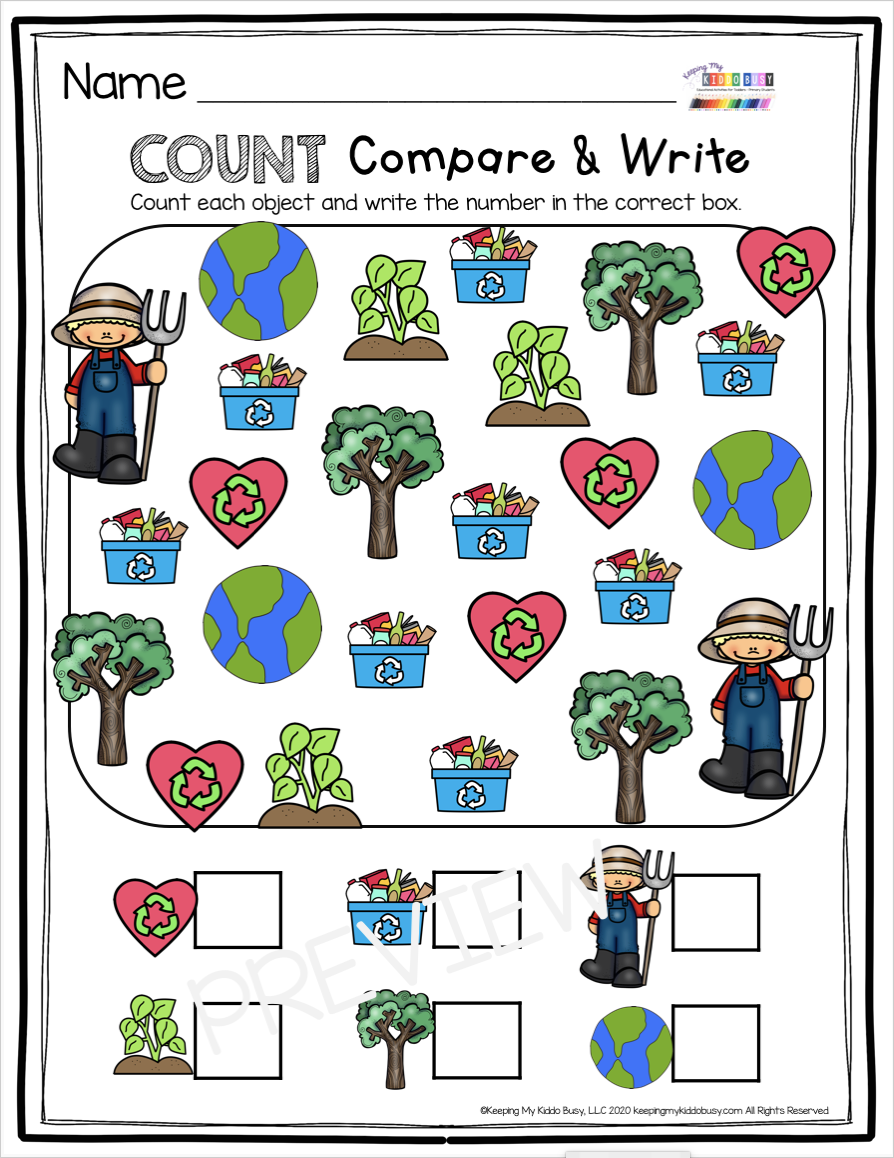 All About Planet Earth Free Activities Keeping My Kiddo Busy Earth Day Activities Kindergarten Activities Earth Day Worksheets [ 1158 x 894 Pixel ]