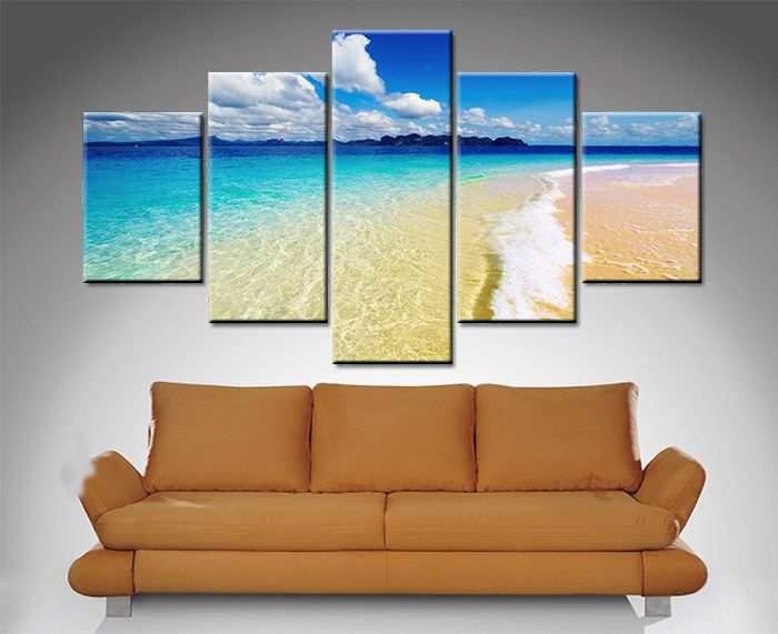 Aquatopia 5 Panel With Images Wall Art Prints Panel Wall Art 5 Panel Wall Art