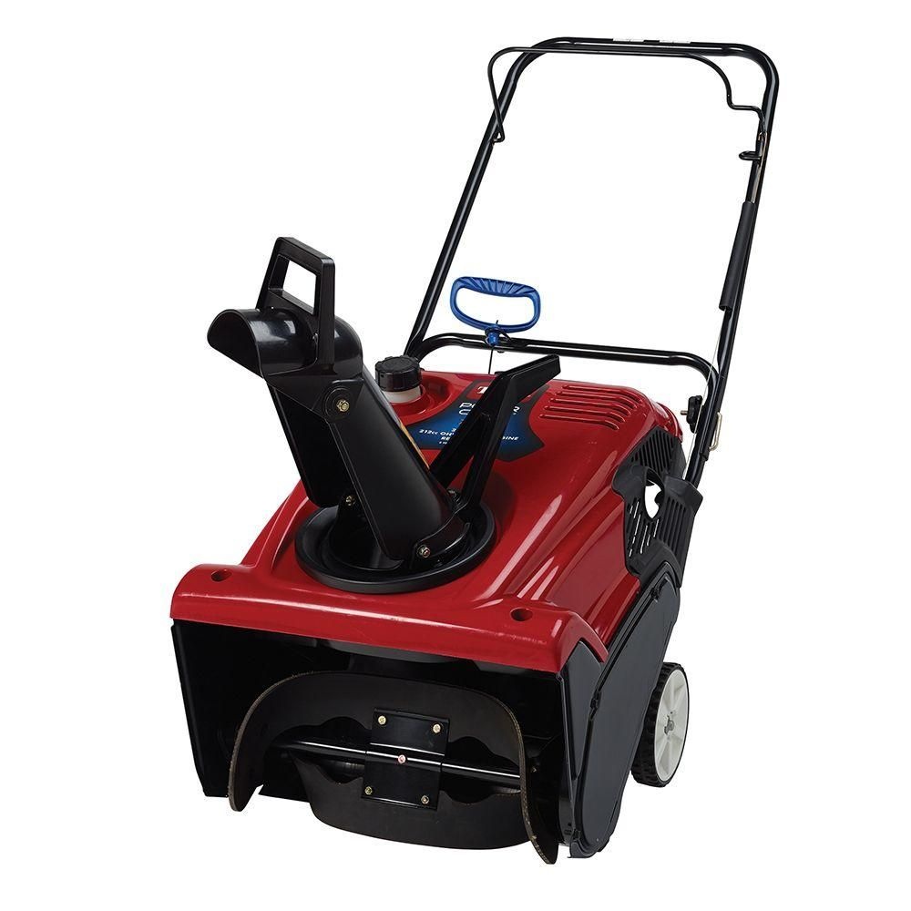 Toro Power Clear 721 R 21 In Single Stage Gas Snow Blower