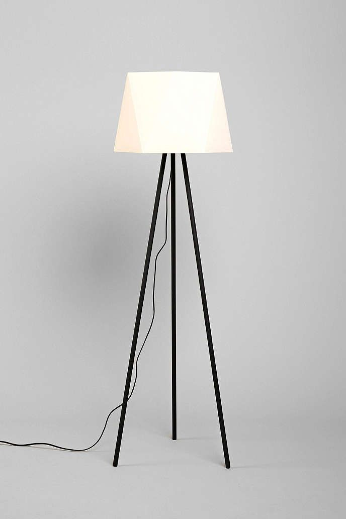 Magical Thinking Geo Floor Lamp - Urban Outfitters | It's all in ...