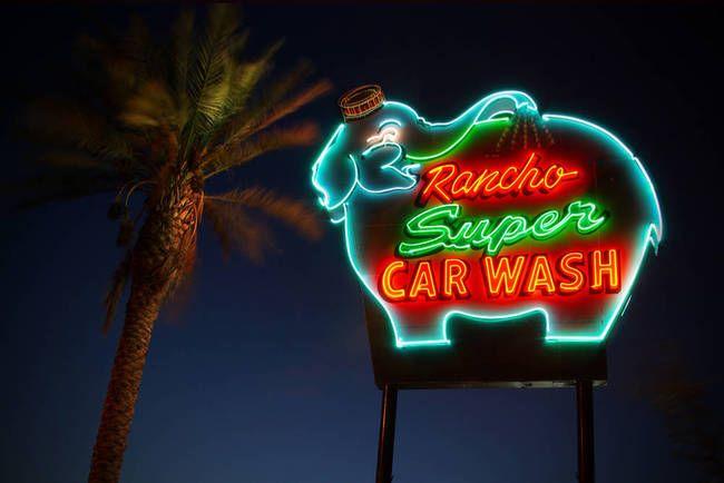 Rancho Super Car Wash By Bryan Scott Car Wash Super Cars Rancho