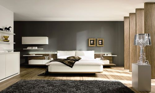 Modern Interieur Ideeen : Interieurideeen bedroom design recamara diseño