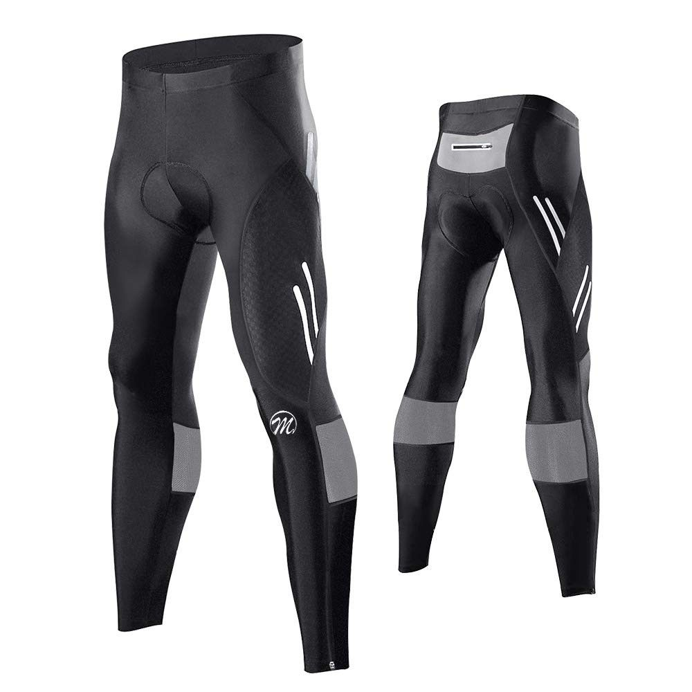 Men/'s Cycling Riding 3D GEL Padded Shorts Bicycle Wear Bike Lycra Tights M-XXL