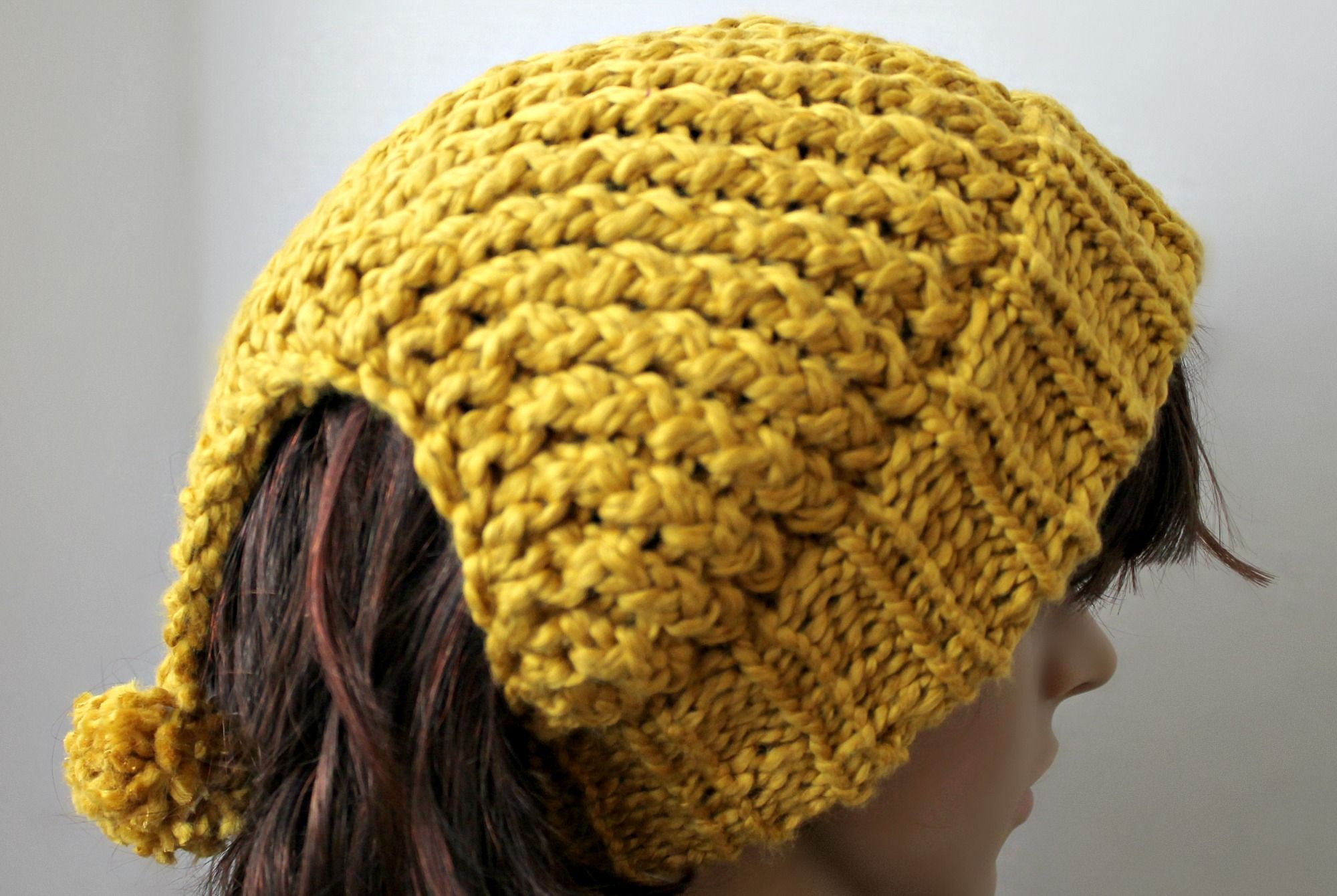 Loom Knit Headband Scarf Free Pattern With Video Tutorial Its An