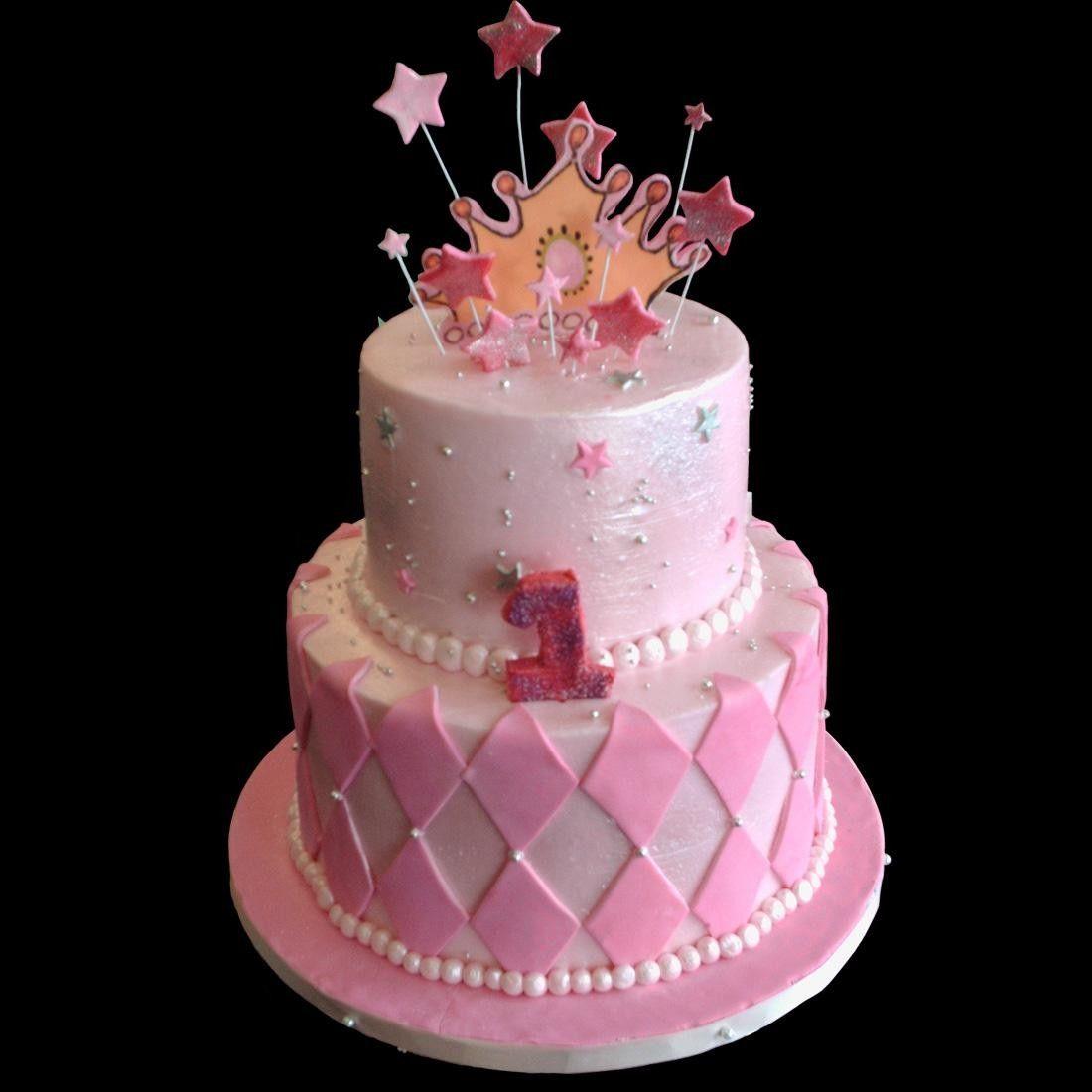 Cakesforbabiesfirstbirthday Home  Princess First Birthday - Cakes for princess birthday