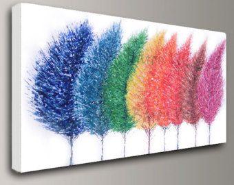 Kupfer Schwarz Und Weiss 16 X 40 Acryl Auf Leinwand Malerei