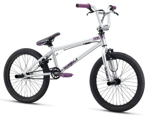 Mongoose M13SUB201 Boys Subject Bullet Freestyle Bike, Silver, 20 ...