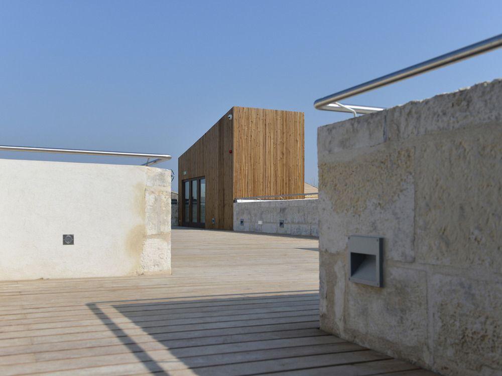 v2com newswire | Institutional Architecture | Vincent van Gogh Foundation  Rehabilitation, extension. - Fluor Architecture  @©Hervé Hôte