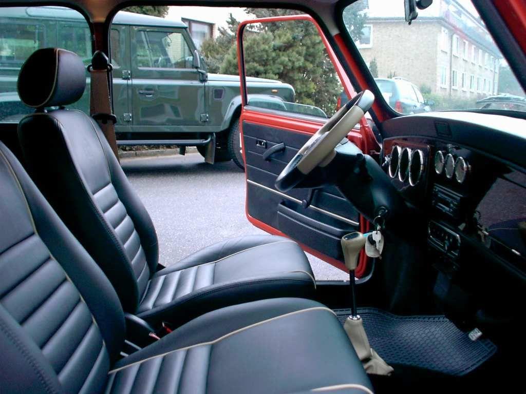 Mini Cooper Classic Interior Mini Mini Cooper Classic Classic