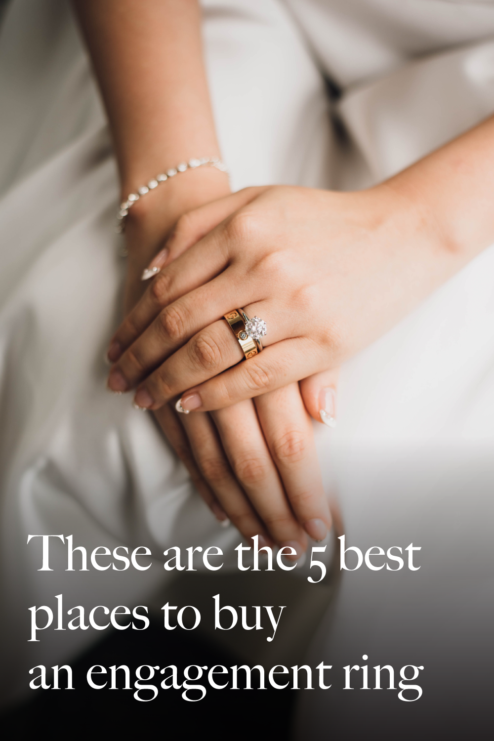 Before you can find the perfect ring, you need to know