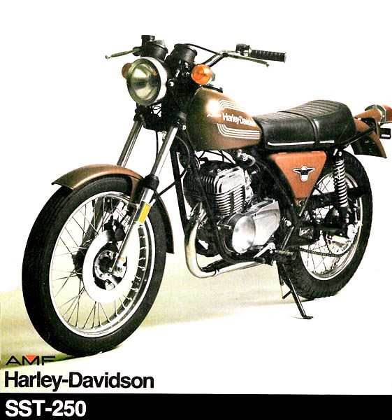 Amf Harley Davidson Motovi Ss125 1977 Youtube