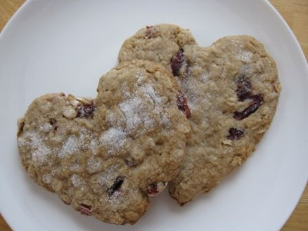 Cranberry Oatmeal Cookie Recipe