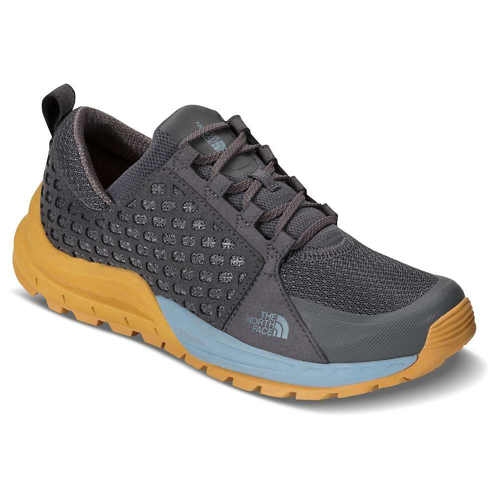 dd4319d131a463 The North Face Women's Mountain Sneaker - 7 - Zinc Grey / Tourmaline Blue