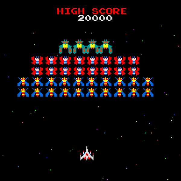 Reverse Engineering Galaga To Fix The No-Fire Cheat | 70's