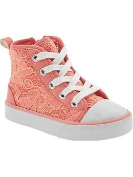 08fb195fa12 Crochet High-Tops for Baby