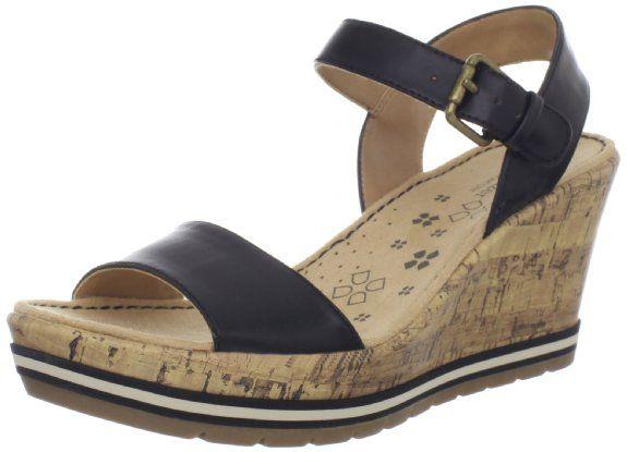 ddecde3c0304b Amazon.com: Naturalizer Women's Norton Wedge Sandal: Shoes. I want ...