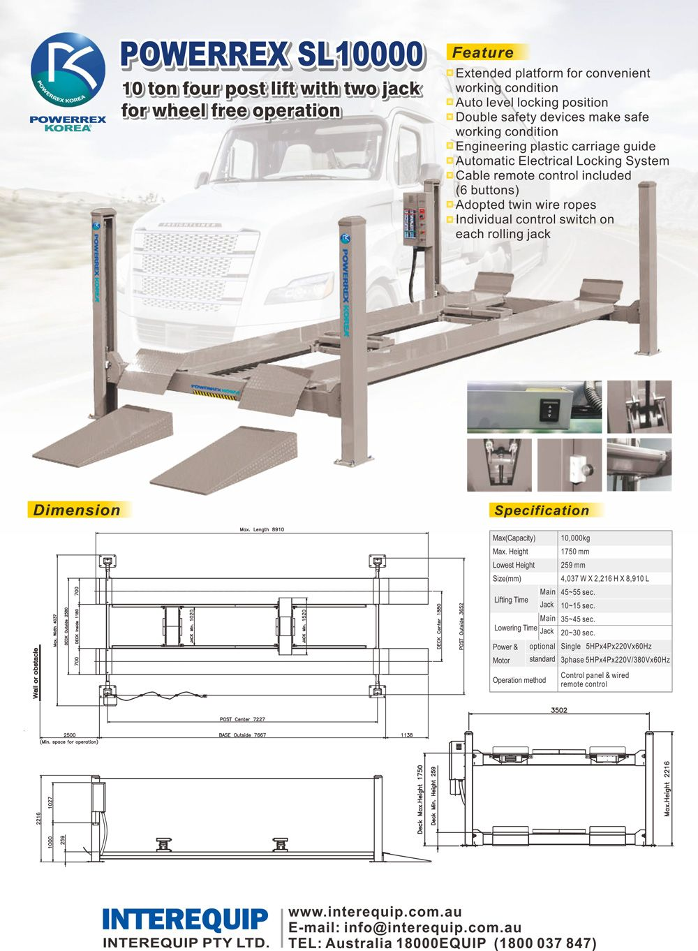 Pin by Interequip on Automotive Equipment and Tools | Lifted