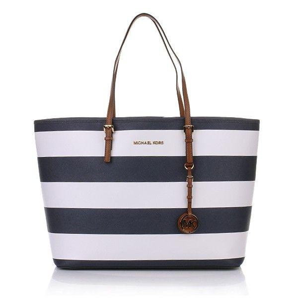 verschiedene Stile großer Lagerverkauf exklusives Sortiment Michael Kors Streifen Tasche | How to find the way to my ...