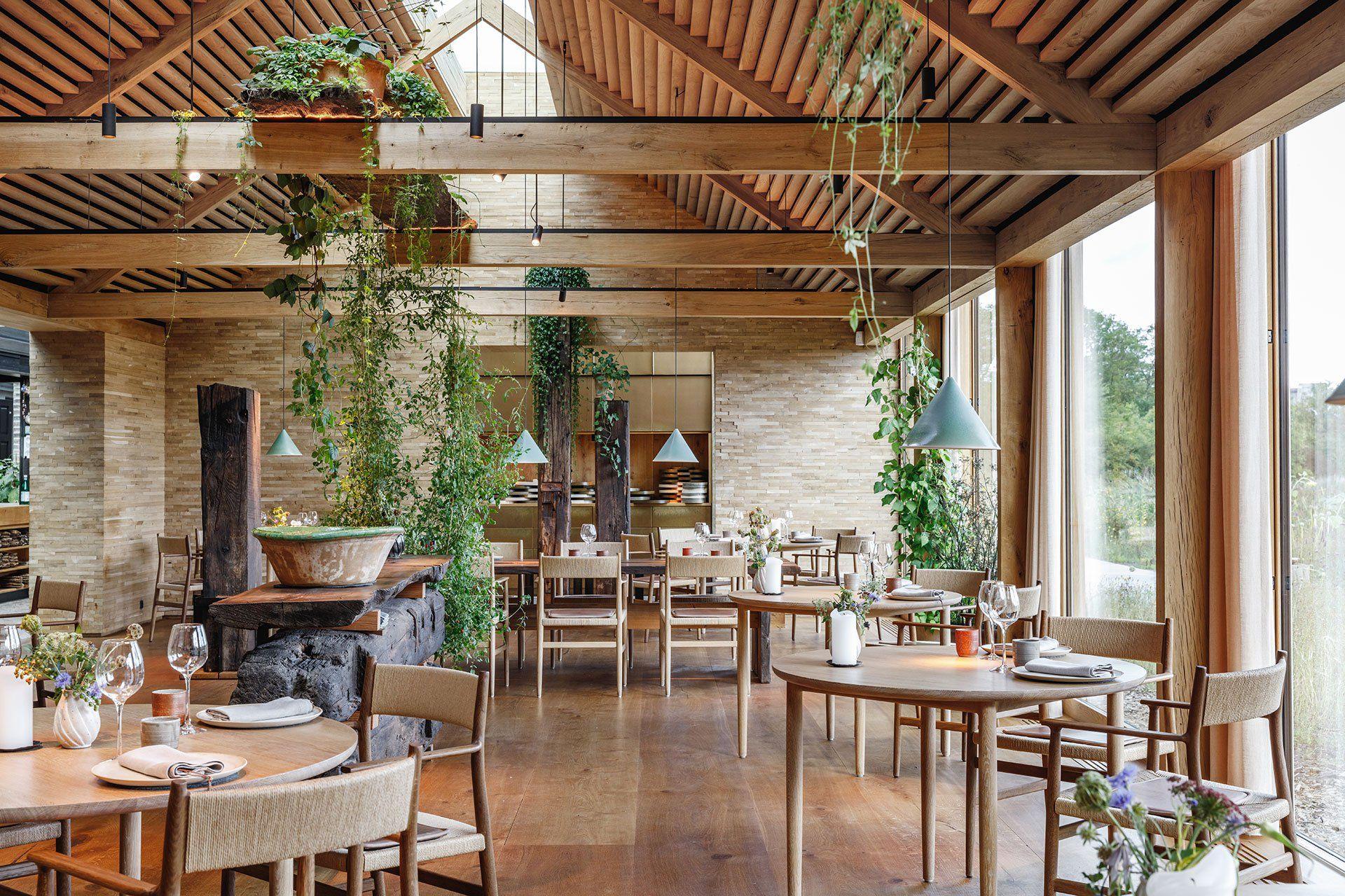 Noma Reinvented Rustic Modernism Meets Scandinavian Authenticity Yatzer Noma Restaurant Restaurant Interior Design Restaurant Design
