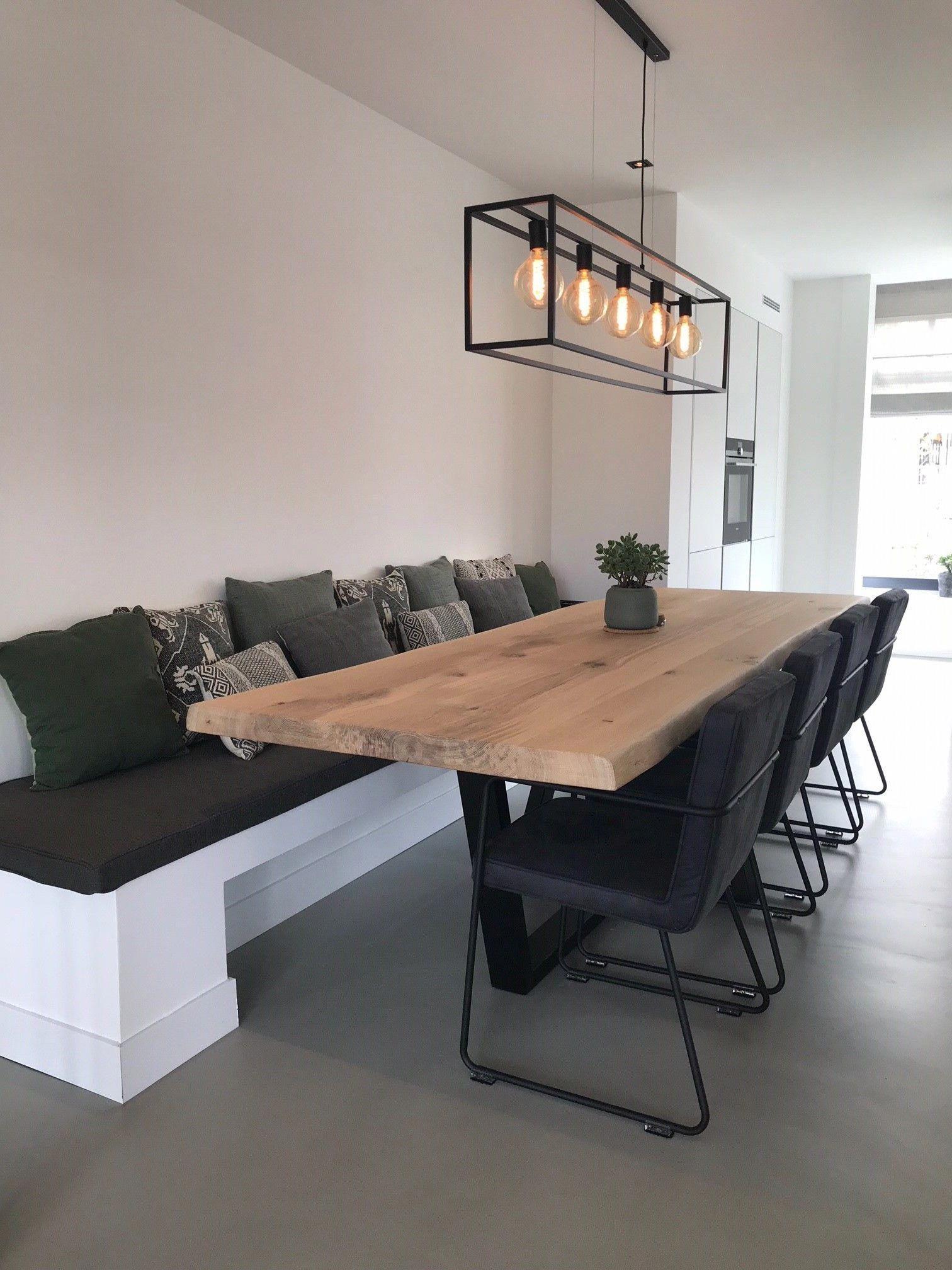 Design Eettafel Bank.17 Best Inspiration Industrial Interior Design Ideas For Your