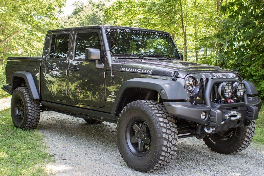 Awesome Jeep Rubicon Brute