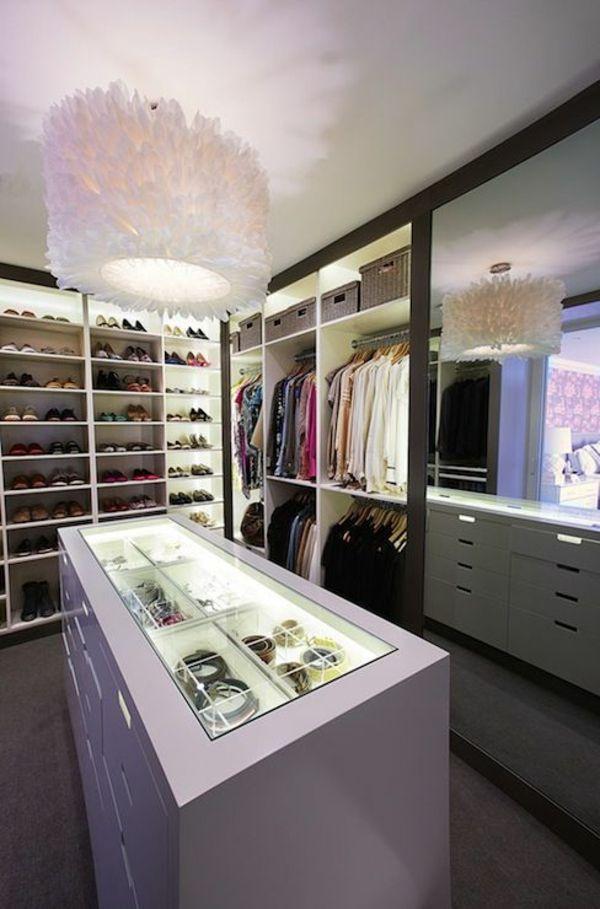 Luxus Begehbarer Kleiderschrank 120 Modelle Idee Begehbarer Kleiderschrank Ankleidezimmer Luxus Kleiderschrank