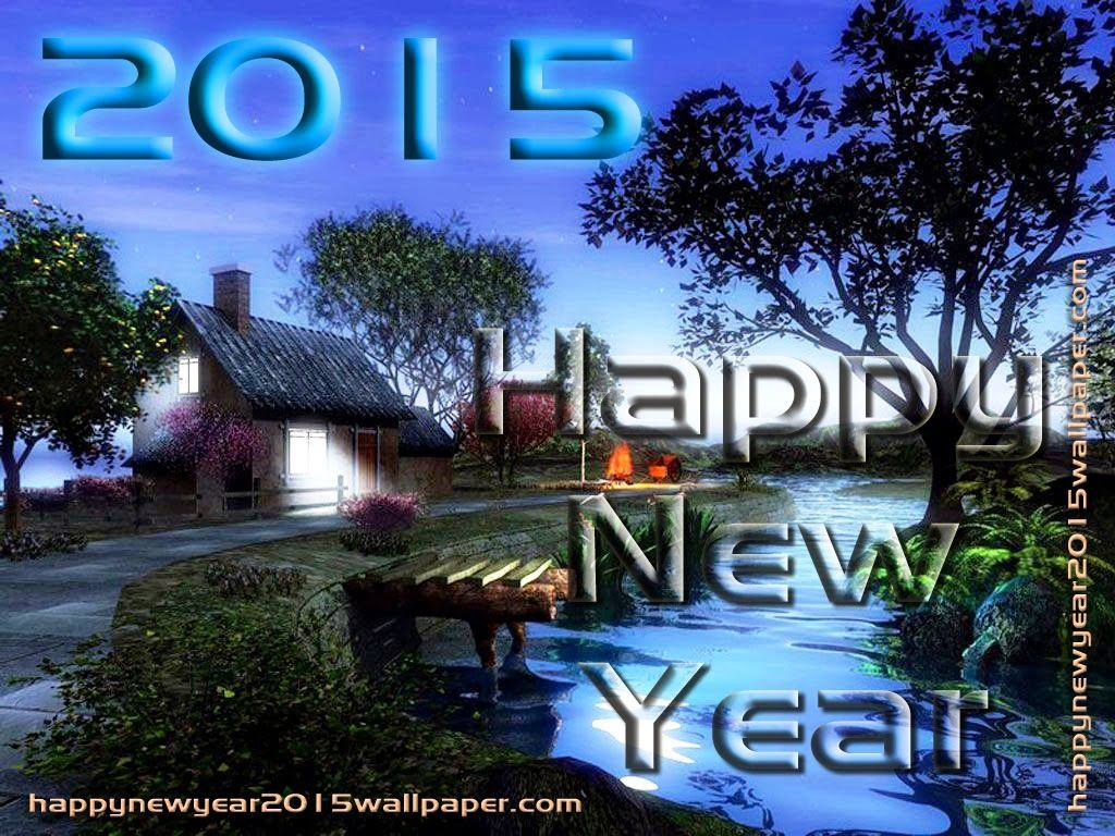 Happy New Year 2015 Wishes 3d Images Happy New Year Pinterest