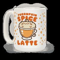 Purrmpkin Spice Latte Mug