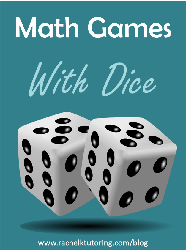 Math Games With Dice | Math, Gaming and Blog