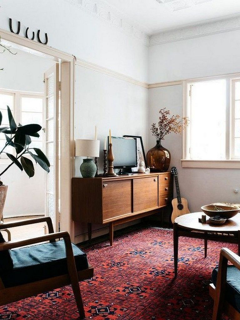 Awesome Colorful Retro Home Decor Ideas