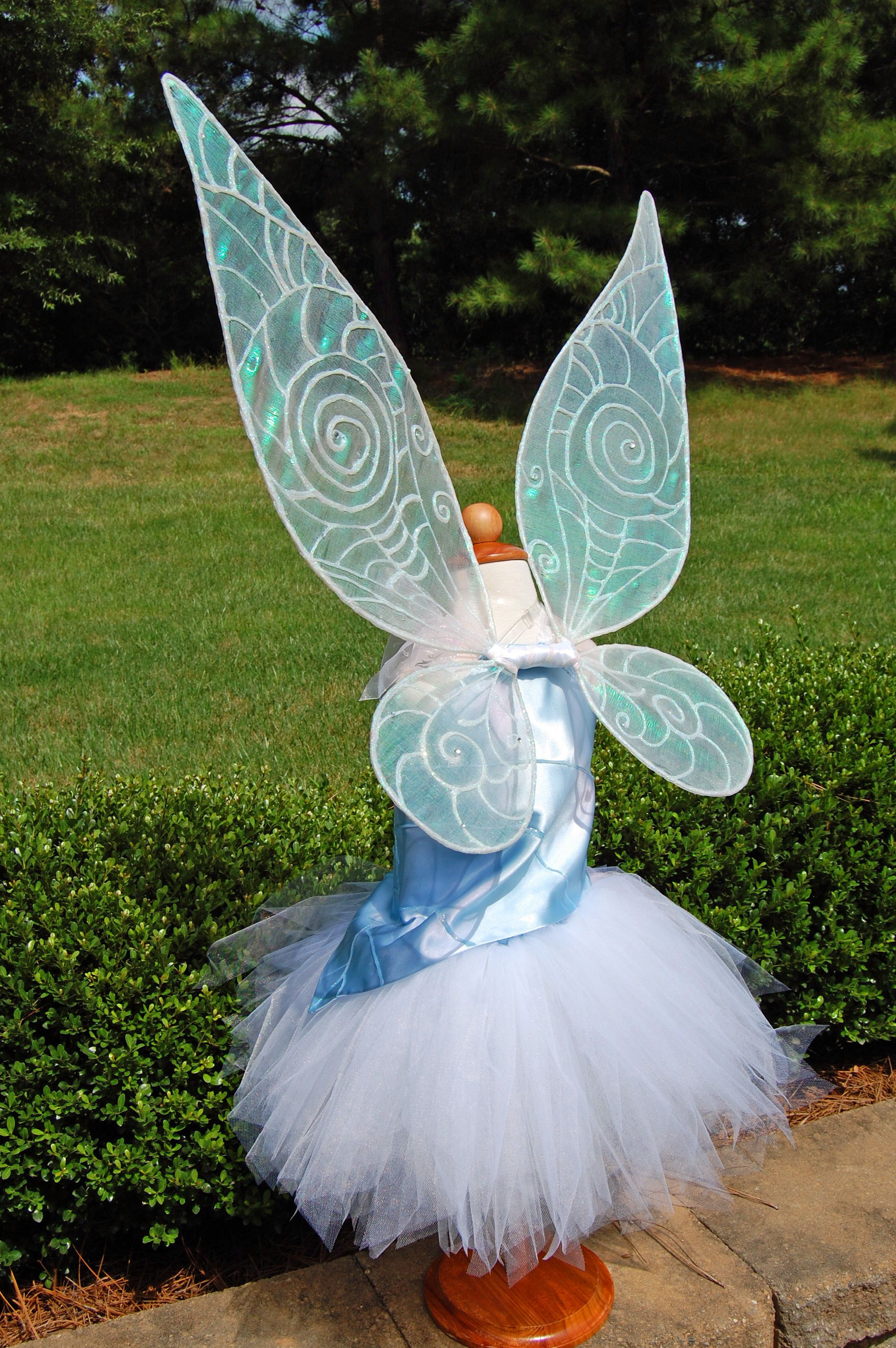 Periwinkle fairy costume; fairy wings; fairy tutu. By Enchanted Ever ...