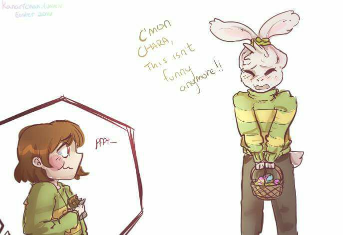 Chara X Asriel Lemon