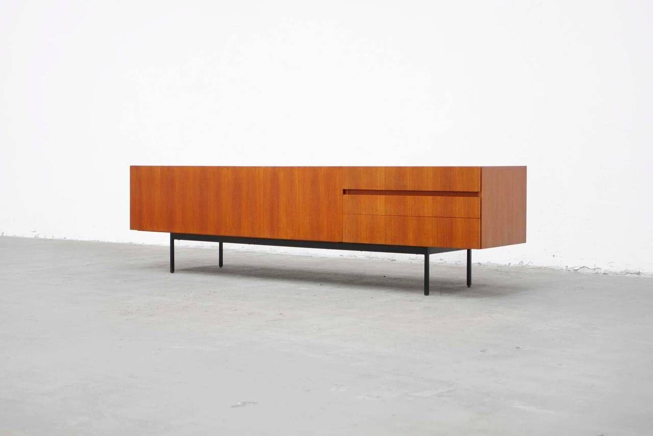 Möbel Behr Wendlingen teak sideboard b41 by dieter waeckerlin for behr mid century modern