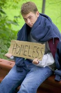 Young And Homeless In America >> Homeless Young Man Reality Poverty And Homelessness In America