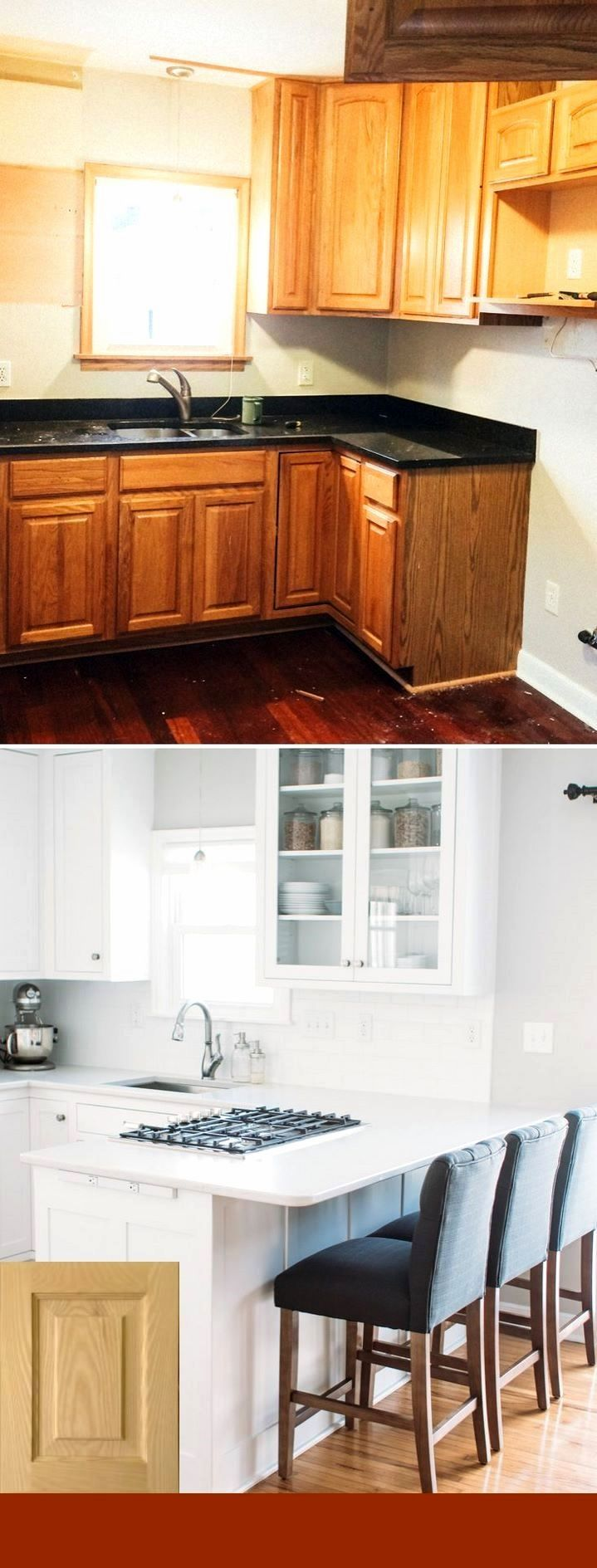 Kitchen Update On A Budget Ideas kitchenremodeling  ...
