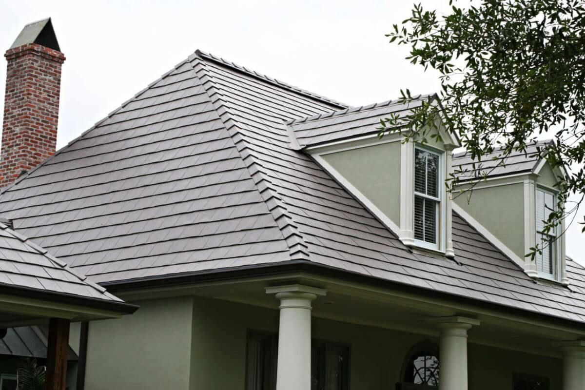 New Roof Cost Vs Value Are You Paying A Fair Price For Roofing In 2018 Metal Shingle Roof Metal Roof Cost Metal Shingles