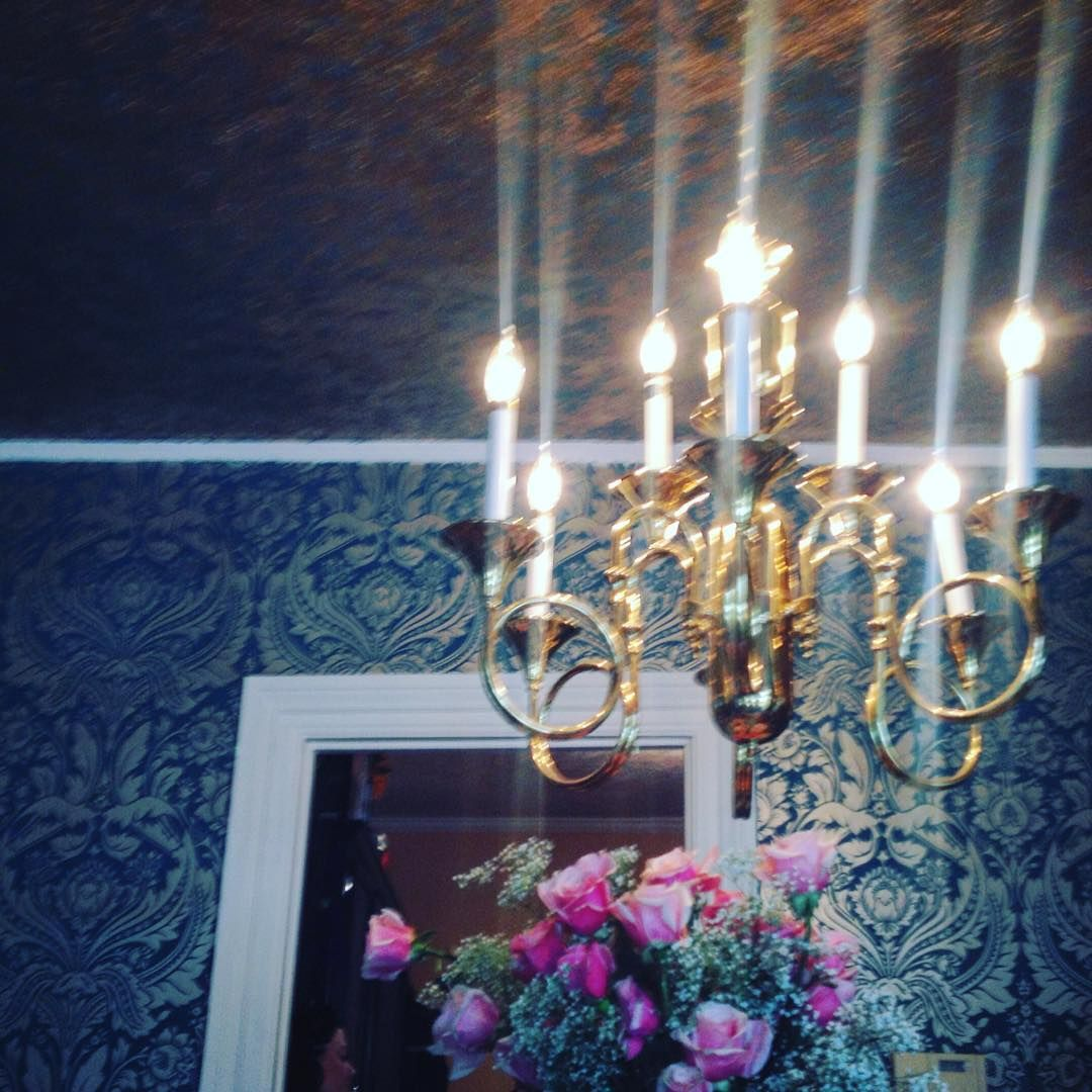 Victorian inspiration. My dining room | Candle sconces ... on Dining Room Sconce Idea id=31051