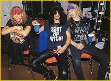 Slash, Duff, Matt