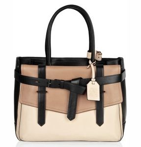 Handbag Of The Week Reed Krakoff Boxer 1 Leather Tote