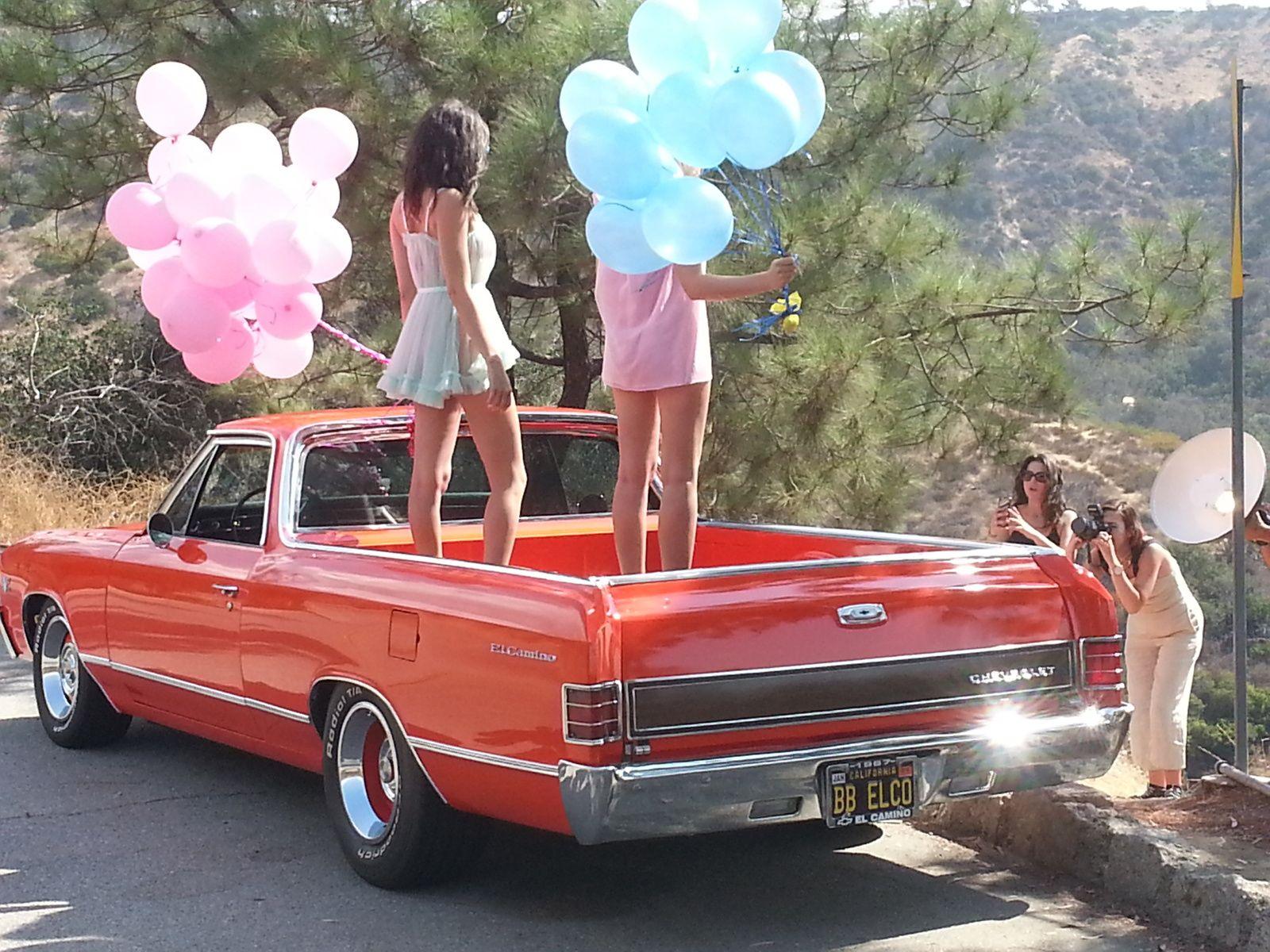 1967 Chevrolet El Camino Base Classic Pickup Trucks Custom Cars