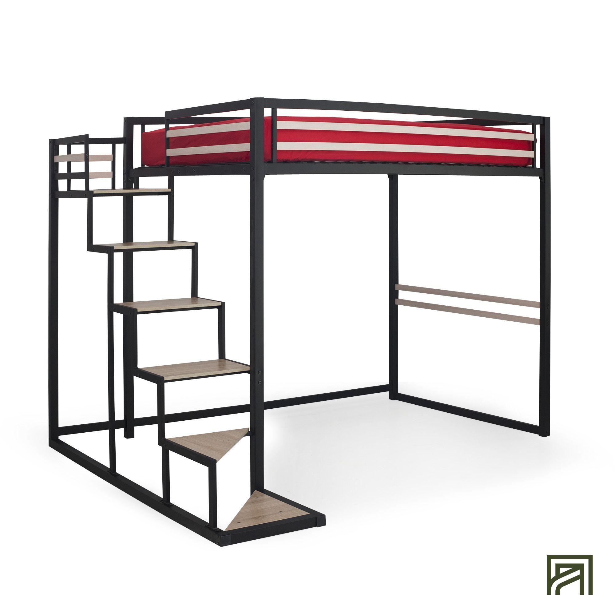 Lit Mezzanine Escalier Cube Épinglé sur villa bel azur