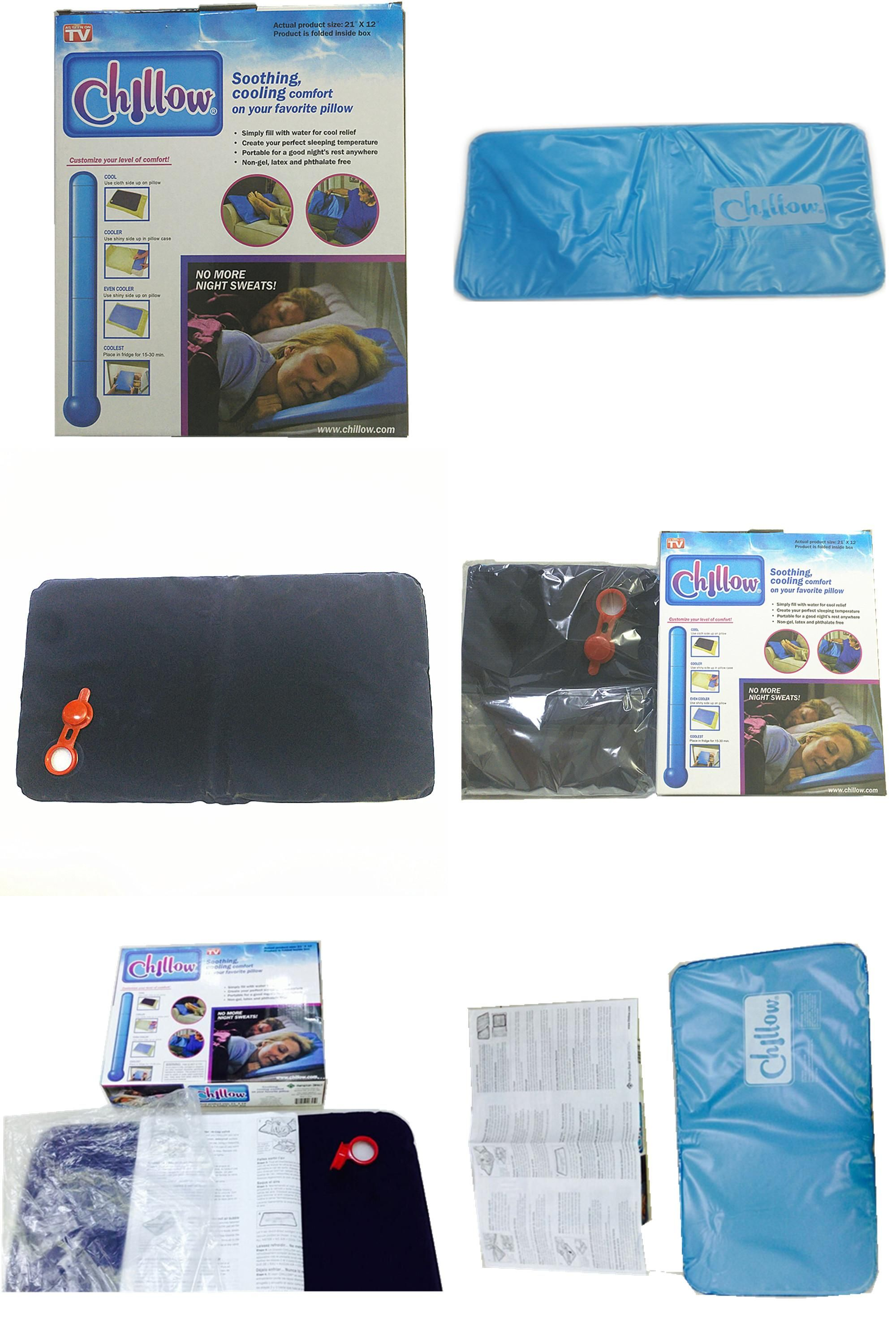 Visit To Buy Vilead Summer Cooling Pad Chillow Relax Pillow Ice