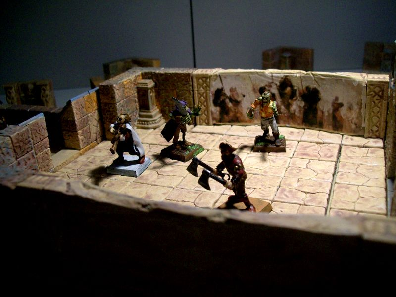 It starts with a dungeon... in Post your own pictures here Forum