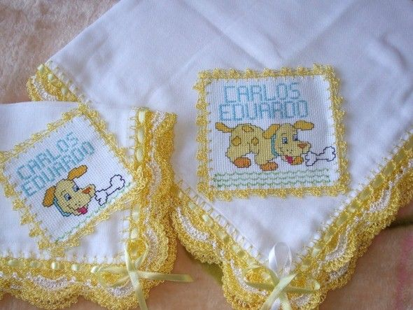 Como Fazer Bico De Croche Na Fralda Do Bebe Croche Em Fraldas