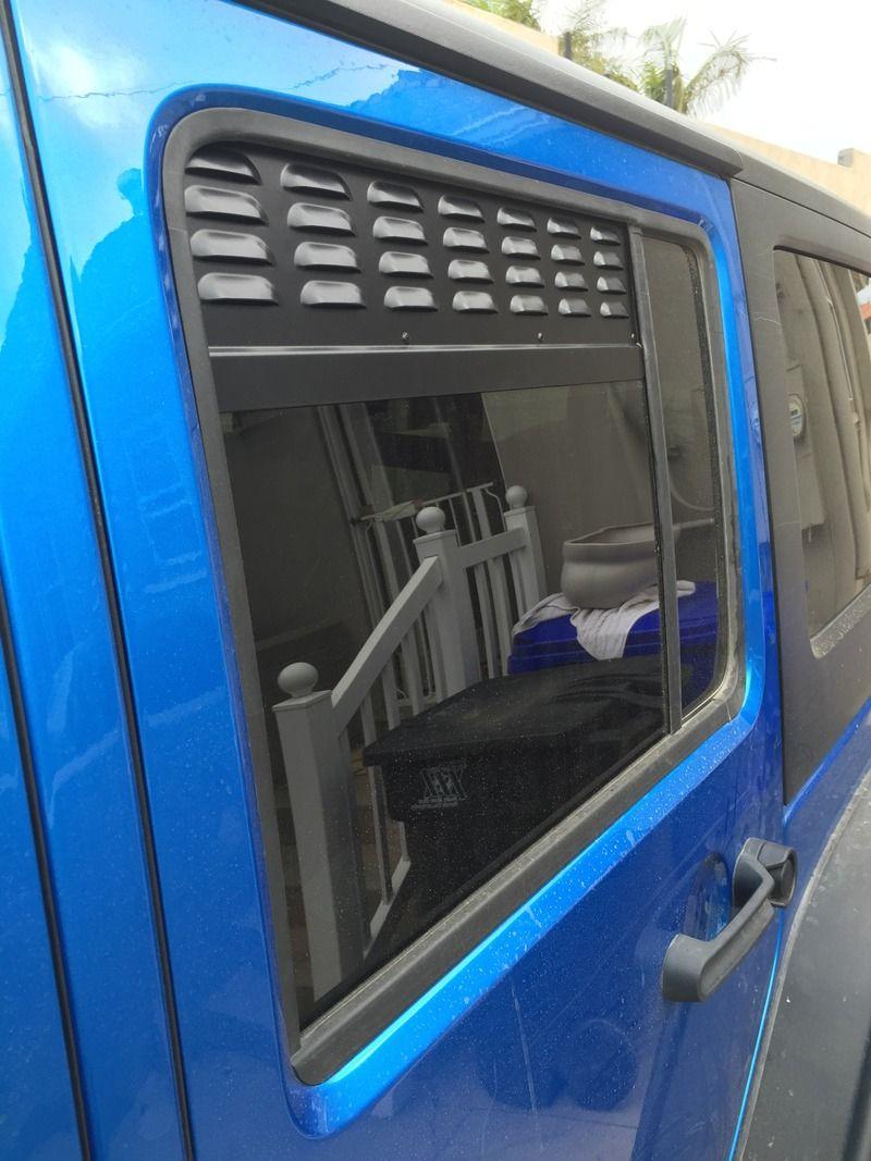 BRUZER JCDriller's 2014 Hydro Blue JKU Page 6 Jeep
