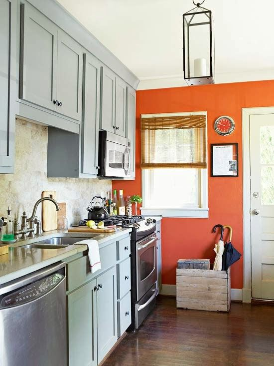 pictures of accent walls in kitchens design ideas 2017-2018
