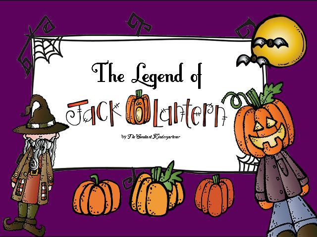 Who was Jack O'Lantern and why do we carve pumpkins on Halloween? Learn all about it through an age appropriate informational text - story. Also included: ELA and math worksheets, graphic organizers and two unique craftivities. #JackoLantern #kindergarten #teachingresources