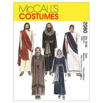 Mccall Pattern M2060 Lrg -Mccall Pattern   costumes   Pinterest ...